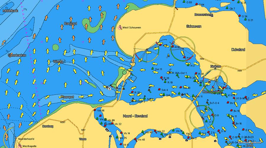 Senero AG – Marine | C-Map - Senero AG – Marine on
